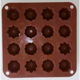 Moldes De Silicon Para Bombones Chocolates Chupetas Gomitas