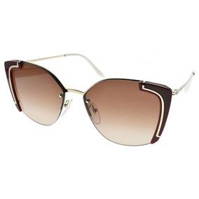 c9999d9c8855a Oculos Prada Spr 631 1bc 6s1 122 3n De Sol - Óculos no Mercado Livre ...