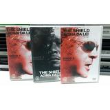 Dvds Da Série The Shield - Acima Da Lei - 5ª Temporada