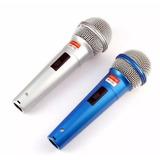 Microfonos Juego (x2) Ideal Karaoke + Dvd Con Temas Gratis