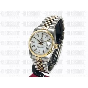 903cc7a116b Reloj Rolex Junior Date Just Ref  68240  joyeriaeltasador