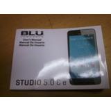 Manual Para Telefono Blu 5.0ce.