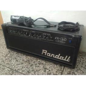 Amplificador Randall Kh-120 Emg Marshall Esp