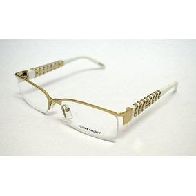 5cfb1916466e6 Óculos Givenchy Frame Vgv 318 0r80 Metal Acetate - Óculos no Mercado ...