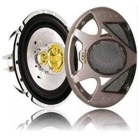 Alto Falante Buster Pb 6150s Pentaxial 6 Pol 100 Watts Rms