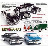 Autos Antiguos De Coleccion / Diecast Metal Kombi Escarabajo