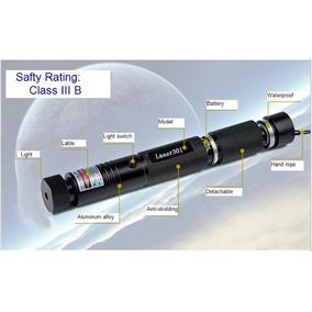 Apuntador Laser 200mw Verde Enfocable Laser