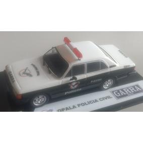 Chevrolet Opala Viatura Policia Civil Sp Esc 1/43