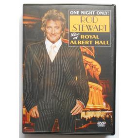 Rod Stewart Dvd One Night Only Original Nacional Usado 2004