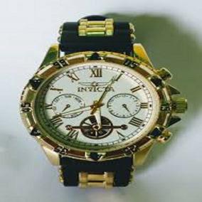 Relógios Top Invicta -temos Outras Marcas Bvlgari-rolex Etc