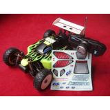 Buggy Nitro Auto Motor Explosion Radiocontrol Rc 4x4 4wd 1/8