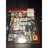 Grand Theft Auto 4 Ps3 Nuevo Sellado