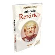 Libro.  Retórica. Aristóteles. Clásicos Fontana.