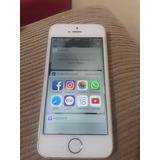 Iphone 5s 64gb + Carregador + Fone + Garantia.