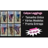 Legging Malhação Galaxy Print - Pronta Entrega