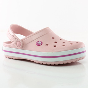Sandalias Crocband Pearl Pink Crocs
