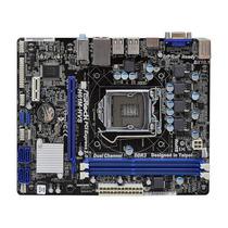 Placa Mãe Intel Lga1155 Ddr3 H61m-hvs Asrock 16gb Oem Nf