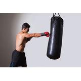 Kit Boxeo Kick Boxing Bolsa 90cm + Guantines