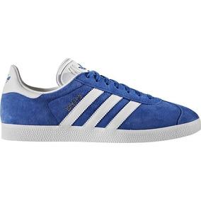 zapatillas adidas azul