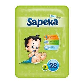 Promoção Fralda Sapeka P