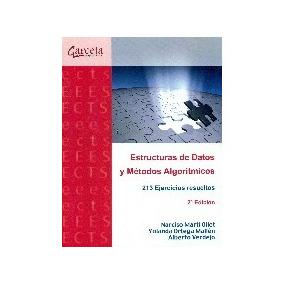 Estructuras De Datos Y Metodos Algoritmicos - 2 Envío Gratis