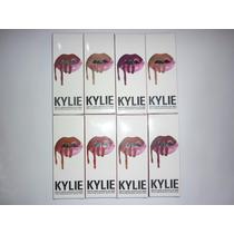 Labiales Kylie Con Lapiz Labial Mayor Y Detal