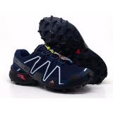 Tênis Masculino adidas Speedcross 3 C/trava Frete Grátis