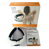 Cuello Electro Masajeador Cervical Cuello + Corporal Oferta