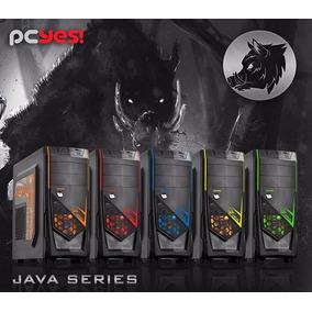 Gabinete Java Placa Mãe Intel H61 Processador I3 2100 Cooler