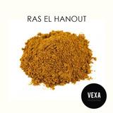 Sazonador Marroquí Ras El Hanout 100 Gr.