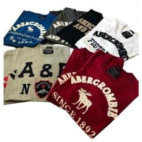 6d2acdf5e9368 Camiseta Ralph Lauren Armani Original Abercrombie Hugo Boss