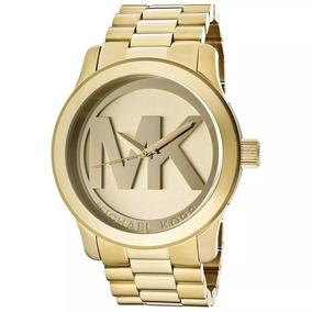 c3d91cb1b08f6 Relógio Feminino Modelo Mk Michael Kors Gray Grafite - Relógios De ...