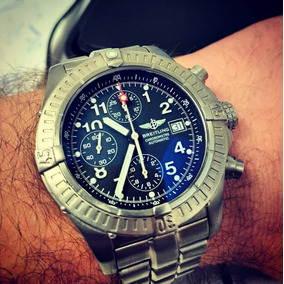 e2c2abb7d37 Relógio Breitling Avenger Chrono Titânio E13360