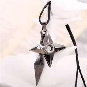 Collar Shuriken Y Kunai Ninja Naruto