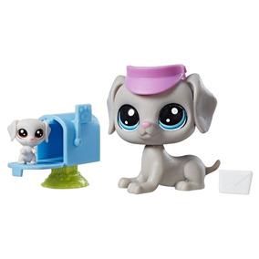Littlest Pet Shop Figuras Lps Coleccionables Has B9388 Edu