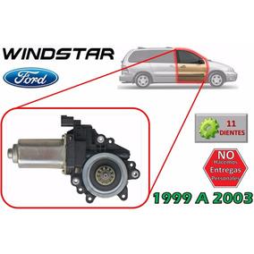 99-03 Ford Windstar Motor Electrico Elevador Delantero Der.