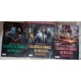 Trilogía Cazadores De Sombras Orígenes