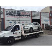 Sucata Toyota Hilux Srv Sw4 2.8 Diesel Para Peças Motor Lata