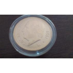 Centanario Hidalgo 10 Pesos Oro Puro