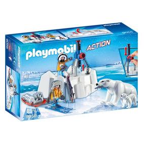 Playmobil Exploradores Con Osos Polares Nueva Linea