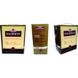 Vinho Halberth Bordo Suave Bag In Box 3 Litros