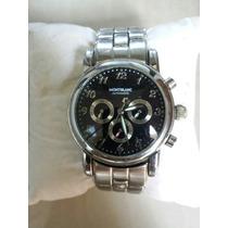 Relógio Suíço Montblanc Meisterstuck Chronograph Automatic