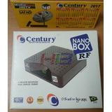 Receptor Analogico Nanobox Saida Rf Canal 3 Revenda Century