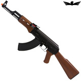 Rifle De Airsoft Elétrico G&g Ak47 Full Metal - Blow Back