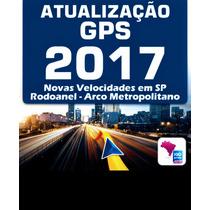 Atualize Gps - 2017 Cartão Memória 8gb Com 3 Igo