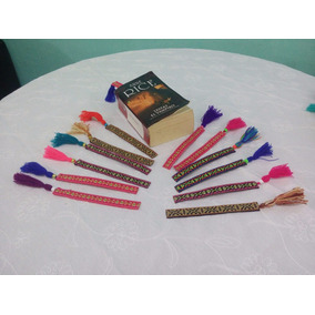 Separador De Libros En Textil (set 12)