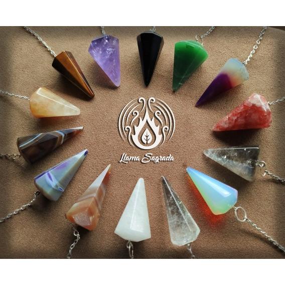 Péndulos (reiki-radiestesia) - Variedades - Llama Sagrada