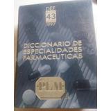Plm Diccionario De Especialidades Farmacéuticas 1997