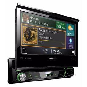 Stereo Pioneer Avh-x7850bt Dvd Bluetooth / 7850bt / Avh