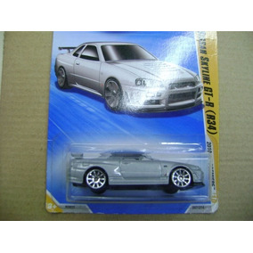 Rm917 Nissan Skyline Gt-r R34 10 Velozes Furiosos 2 Prelude